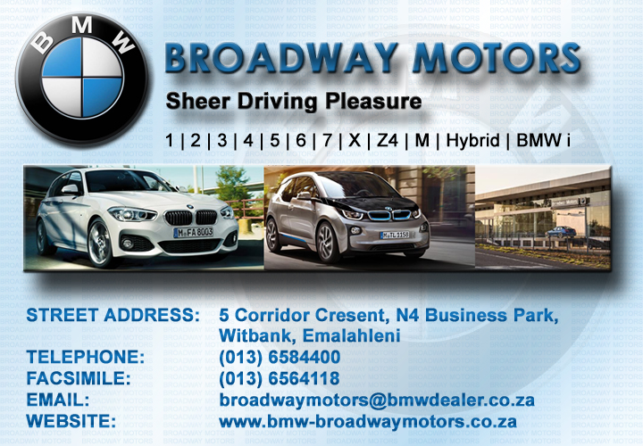 BMW- Broadway Motors