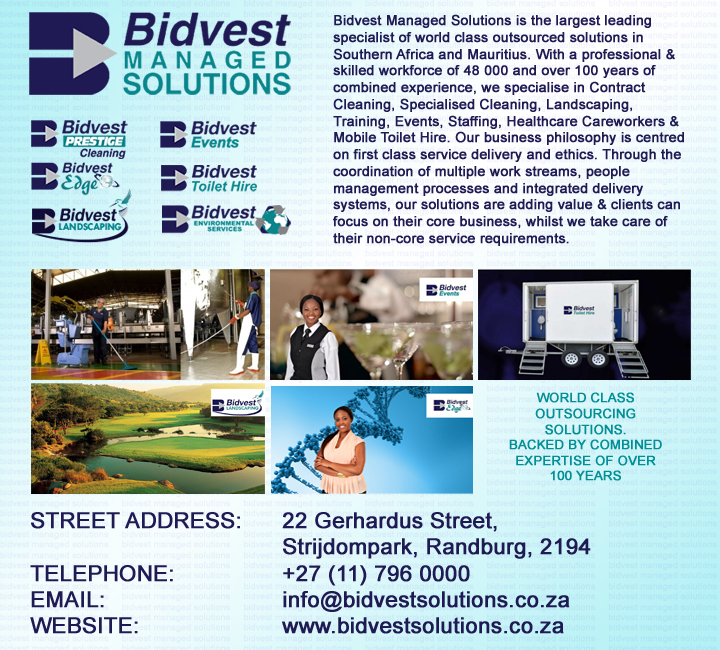 Bidvest Managed Solutions
