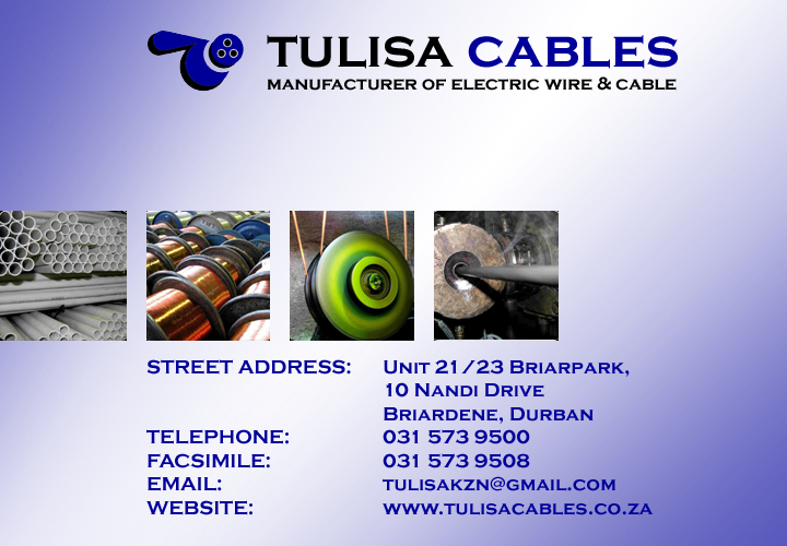 Tulisa Cables KZN (Pty) Ltd