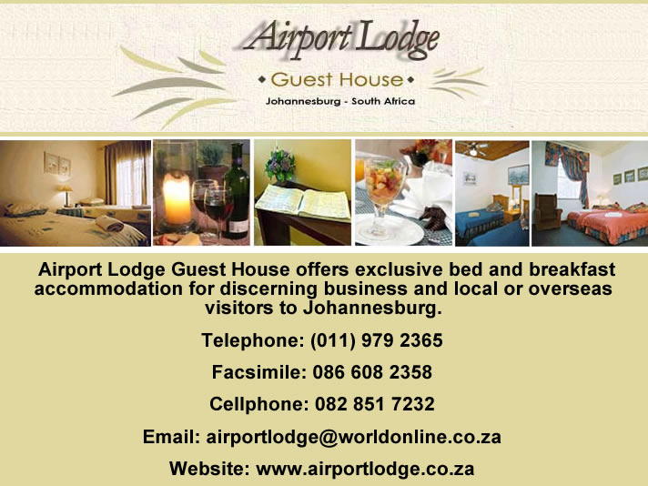 Airport Lodge Guest House