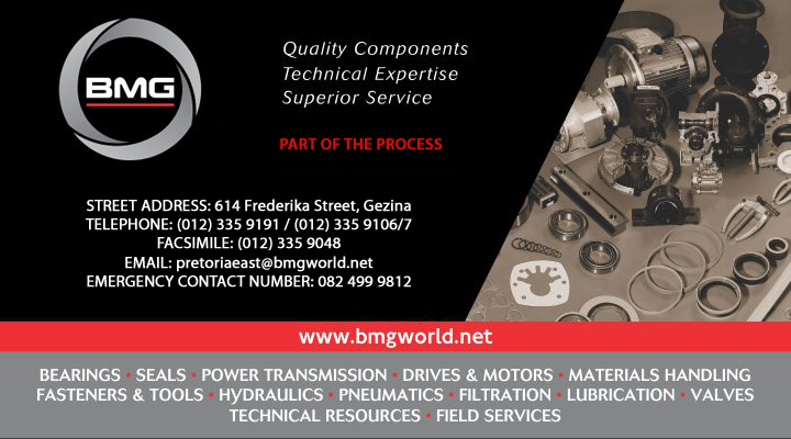 Bearing Man Group (Pretoria East)