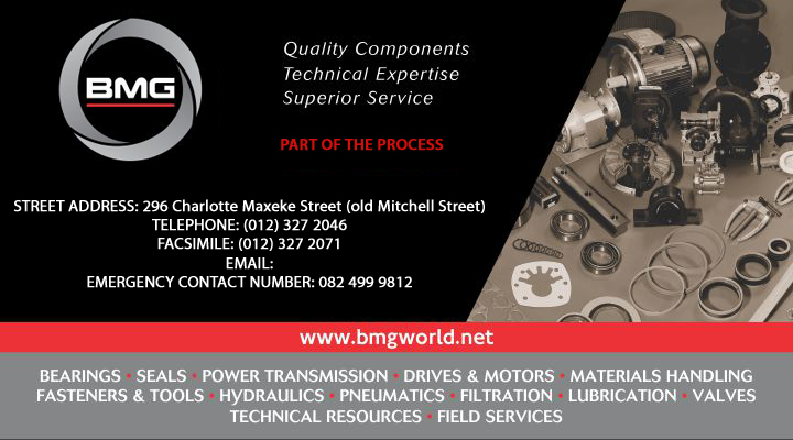 Bearing Man Group (Pretoria West)