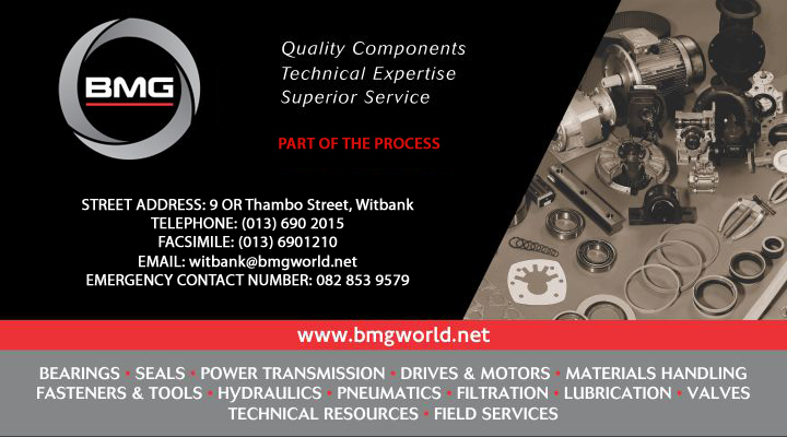 Bearing Man Group (Witbank)