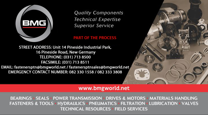 Bearing Man Group (Fasteners Pinetown)