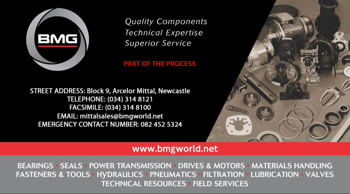 Bearing Man Group (Mittal Newcastle)